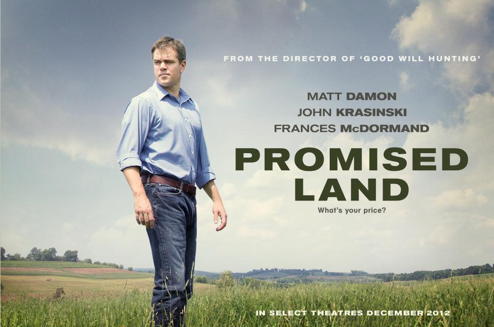 หนังเรื่อง Promised Land