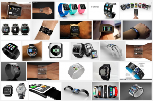 Leaked Incorrect Apple Watch Designs